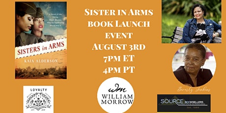 Sisters in Arms Launch Event tickets