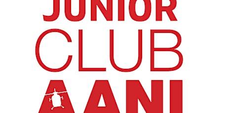 Junior Club Member BBQ tickets