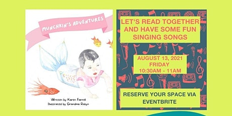 Munchkin's Adventures - Song and Story Time tickets