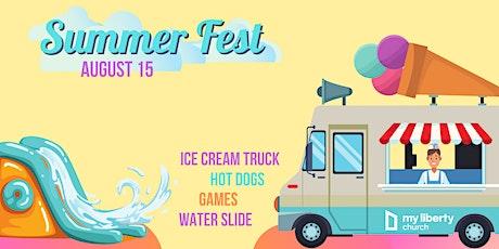 Summer Fest 2021 tickets