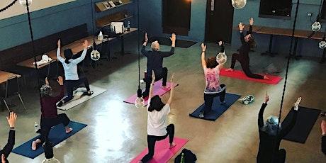 Third Space Community Yoga - FREE tickets
