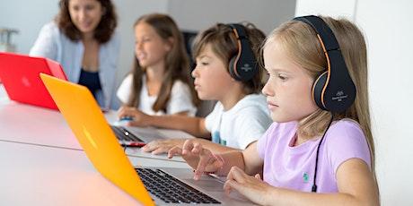 Aktionstag Programmieren mit Hour of Code Tickets