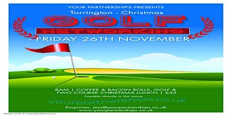 Golf Networking at  Great Torrington Golf Club tickets
