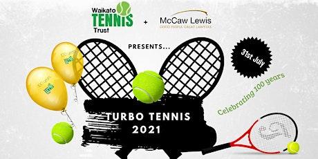 Turbo Tennis - WTT 100 years Exhibition Matches tickets