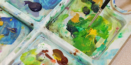 Watercolour Taster – Painting Trees tickets