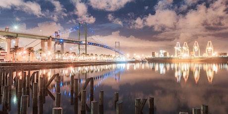 Vincent Thomas Bridge Sunset/Moonrise Photography Workshop tickets