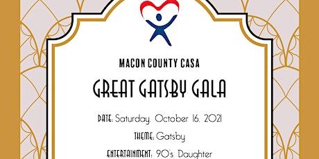 2021 Macon County CASA Gatsby Gala tickets
