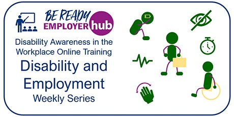 Disability and Employment Online Series (DE5P-01) tickets