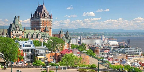 Montreal  and Quebec City to the  of Gaspé peninsula tickets
