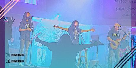 """JSU Worship """"LIVE"""" Concert Event tickets"""
