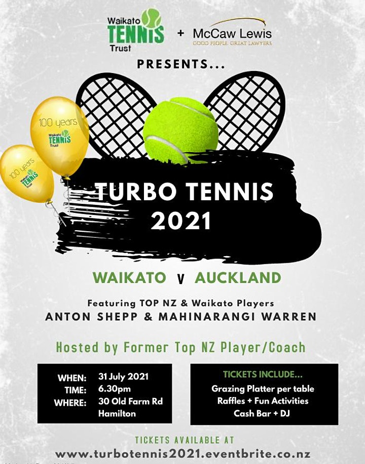 Turbo Tennis - WTT 100 years Exhibition Matches image