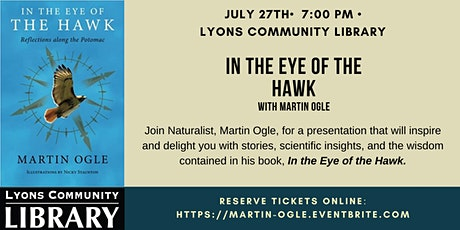 In the Eye of the Hawk with Martin Ogle tickets