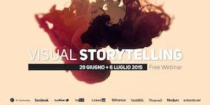 Visual Storytelling (free webinar)