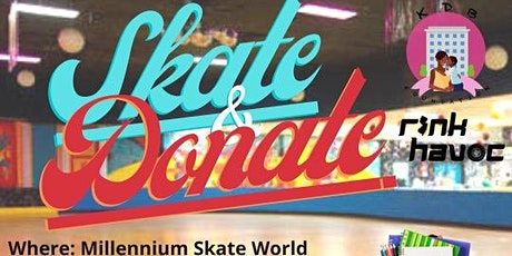 Skate & Donate with The KDB Foundation and Rink Havoc tickets