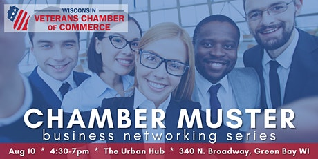 Chamber Muster Green Bay -- Business Networking Series tickets