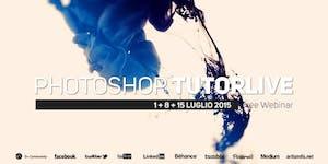 Photoshop TutorLive & workshop (free webinar)