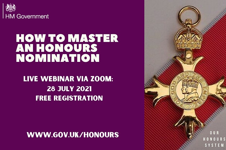 How to master an honours nomination image
