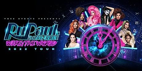 RuPaul's Drag Race Werq The World Meet & Greet (Paris) billets