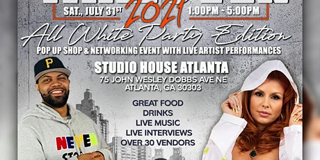 Entrepreneur Takeover 2021-ALL WHITE PARTY EDITION tickets