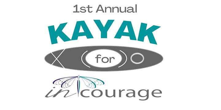 Kayak for InCourage (Domestic Violence Center of Manitowoc County) image