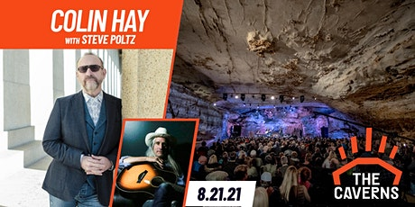 Colin Hay in The Caverns with Steve Poltz tickets