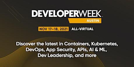 DeveloperWeek Austin 2021 tickets