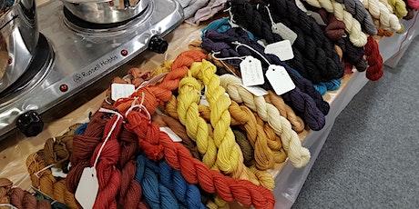 Natural Dyeing Taster Workshop tickets