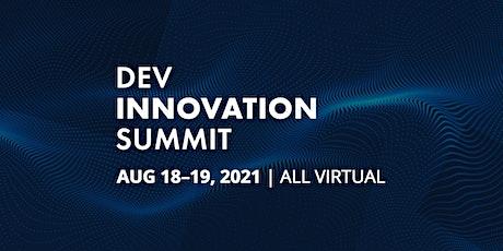 Dev Innovation Summit 2021 tickets