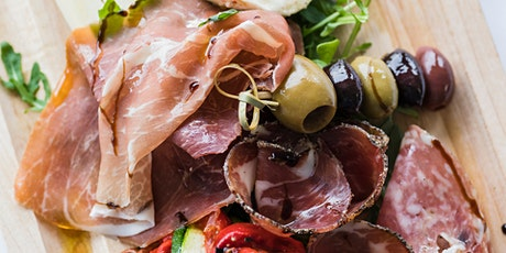 Charcuterie and Wine Pairing tickets