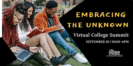 Embracing The Unknown - Virtual College Summit tickets