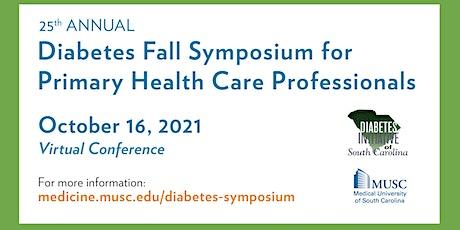 25th Annual DSC Diabetes Symposium tickets