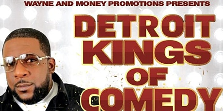 Detroit Kingz of Comedy Brunch Vol 4 tickets