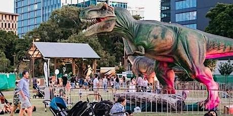 Dinosaur Era Calgary tickets