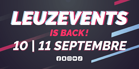 Leuzevents 2021 [SPECIAL EDITION] billets