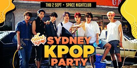 SYDNEY KPOP PARTY | 2021 RETURN | THU 28 OCT tickets