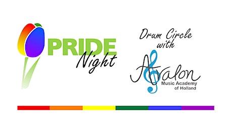 PRIDE Night Drum Circle tickets