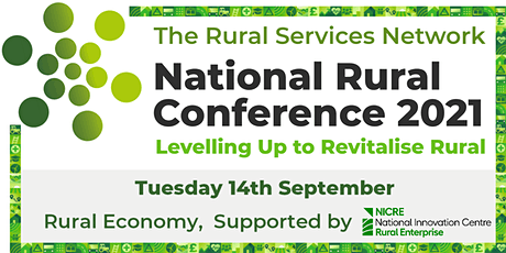 National Rural Conference 2021 - Rural Economy tickets