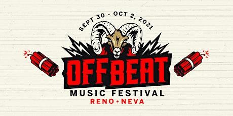 OffBeat Music Festival 2021 tickets