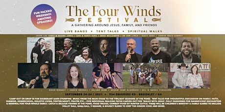 The Four Winds Festival tickets