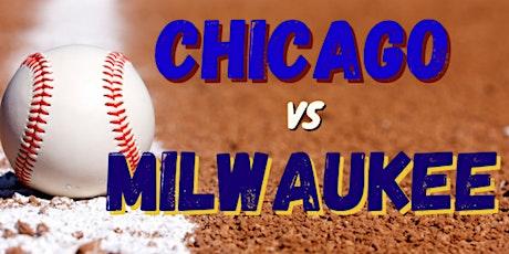 Chicago vs Milwaukee Bus Trip tickets