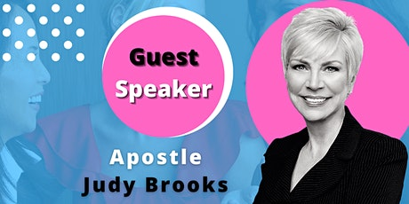 RESCHEDULED **Empowering Women of Purpose Ministry with Apostle Judy Brooks tickets
