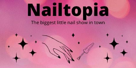 Nailtopia trade show sheffield tickets