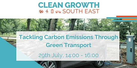 Tackling Carbon Emissions Through Green Transport tickets