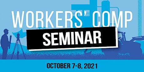 LABI 2021 Workers' Comp Seminar tickets