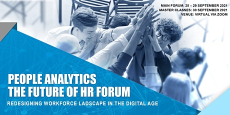People Analytics The Future of HR APAC tickets