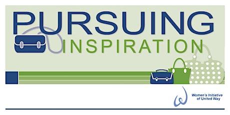 Pursuing Inspiration - 2021 tickets