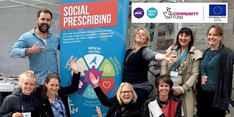 Introducing new social prescribing platform - iNavigator (3/3) tickets