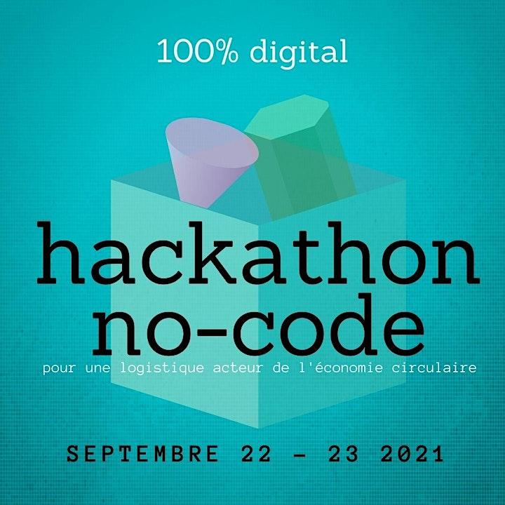 Image pour Hackathon no-code : pour une logistique au service de l'économie circulaire