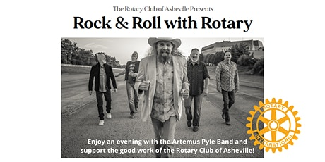Rock and Roll with Rotary tickets