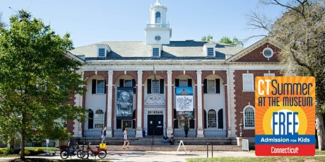 New Haven Museum Admission and Registration tickets